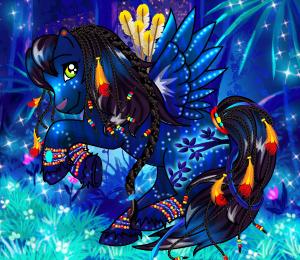 Imágenes bonitas Poney-avatar